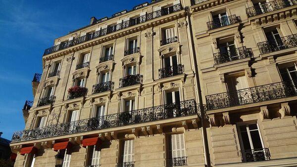 Un immeuble parisien - Sputnik France