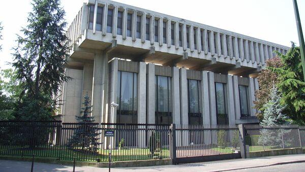 L'ambassade de Russie à Paris - Sputnik France