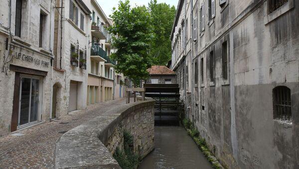 Avignon, rue de Teinturiers - Sputnik France
