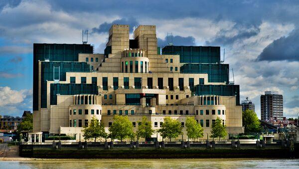 Le siège du MI6 à Londres (archive photo) - Sputnik France