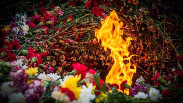 La flamme éternelle (image d'illustration) - Sputnik France