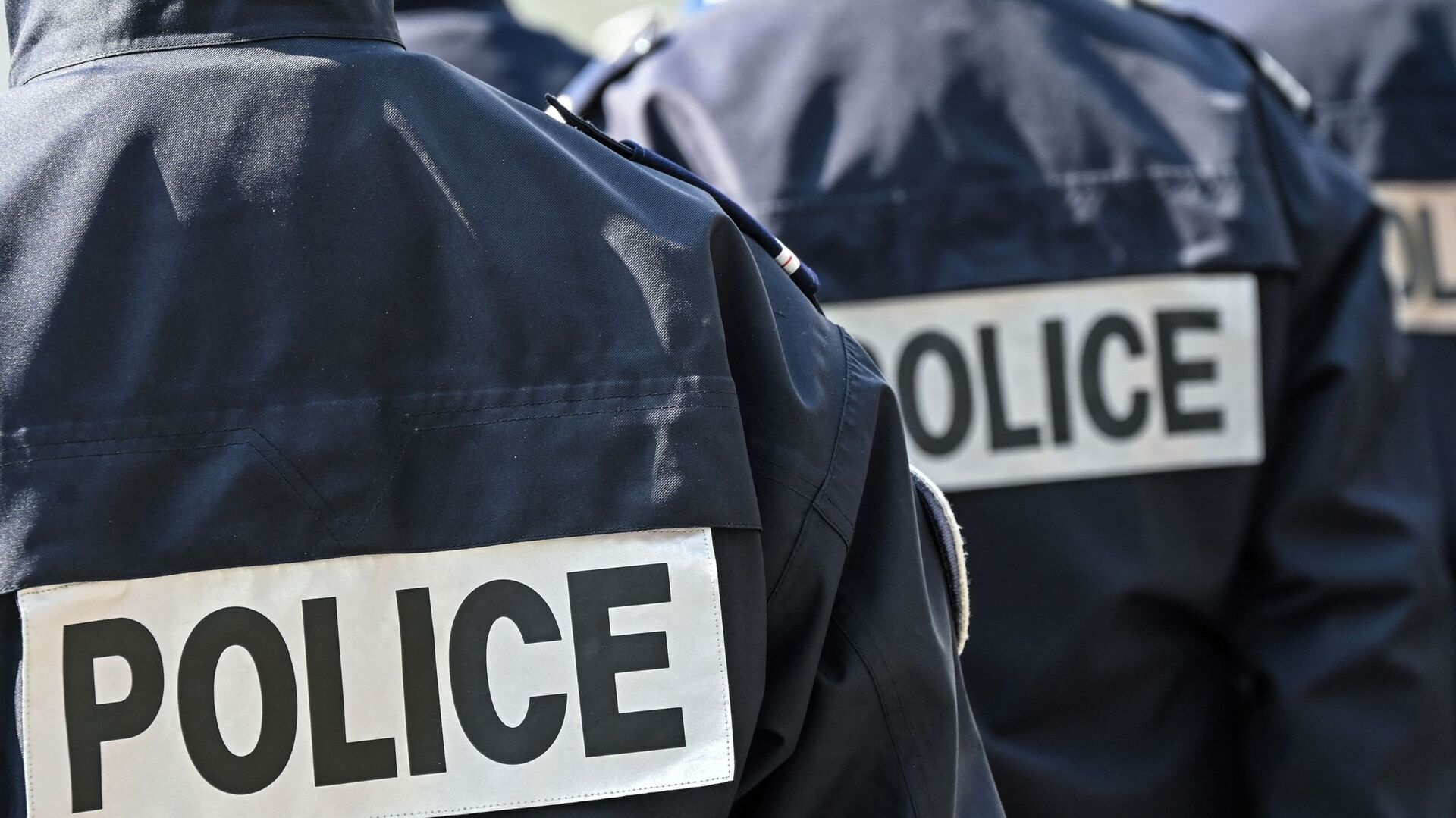 Des policiers français - Sputnik France, 1920, 04.09.2021