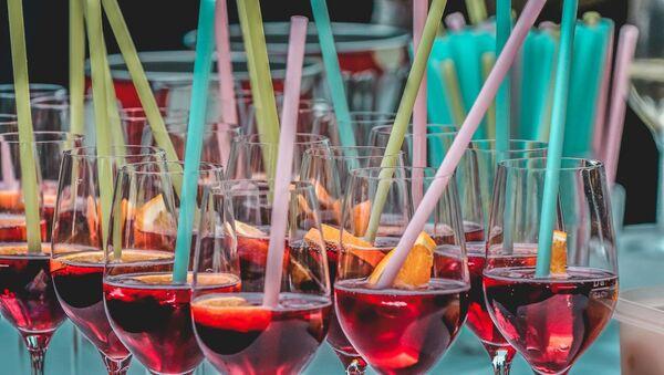 Des cocktails - Sputnik France