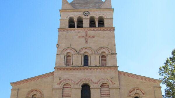 Basilique Saint Martin d'Ainay à Lyon  - Sputnik France