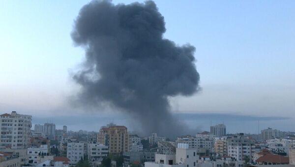 Situation à Gaza mercredi 12 mai au matin - Sputnik France