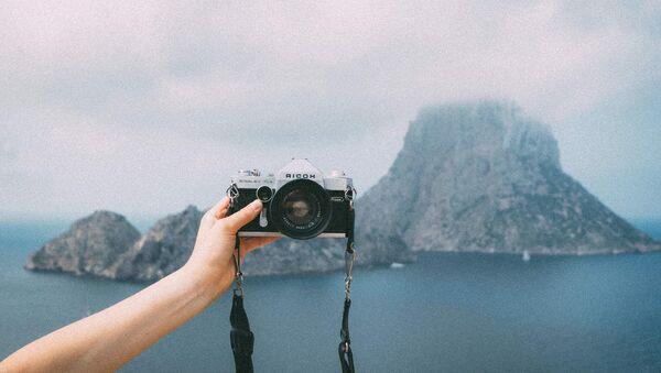 Un appareil photo, image d'illustration  - Sputnik France