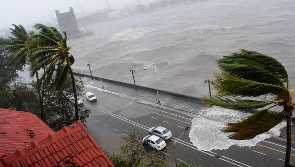 L'Inde frappée par le cyclone le plus puissant depuis deux décennies  - Sputnik France