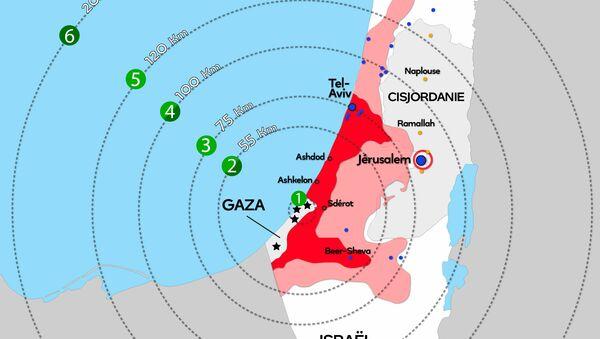 Israël - Gaza : un conflit qui s'étend progressivement à tout le pays - Sputnik France
