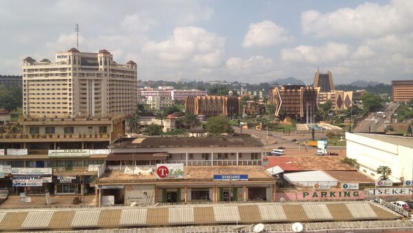 Centre-ville de Yaoundé - Sputnik France