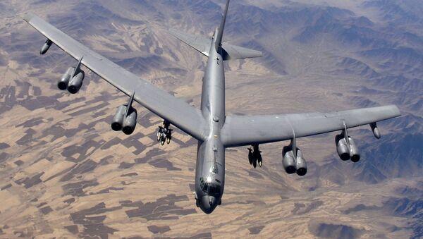 Un Boeing B-52H Stratofortress - Sputnik France