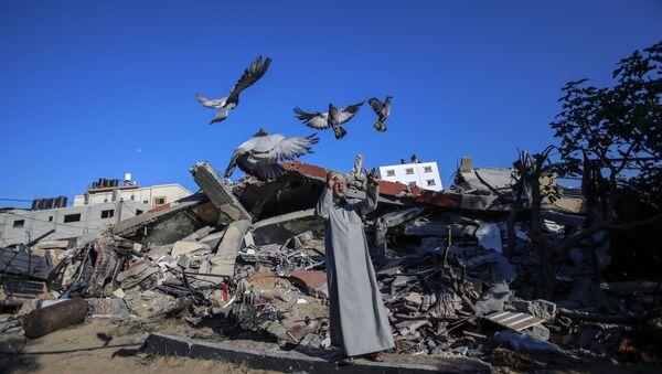 Retour à la vie normale dans la bande de Gaza  - Sputnik France
