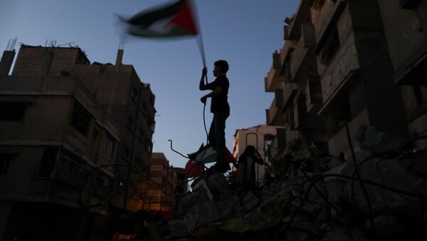 Bande de Gaza, le 23 mai 2021 - Sputnik France