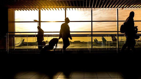 A l'aéroport (Image d'illustration) - Sputnik France