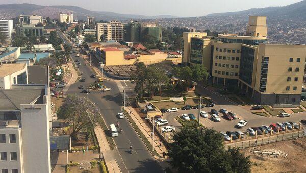 Boulevard à Kigali - Sputnik France