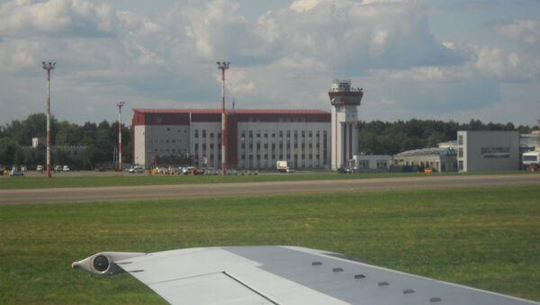 Aéroport international de Vilnius (archive photo) - Sputnik France