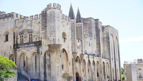 Le Palais des Papes à Avignon - Sputnik France