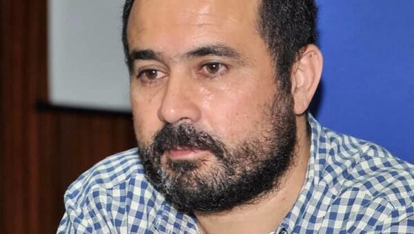 Le journaliste marocain Soulaimane Raissouni  - Sputnik France