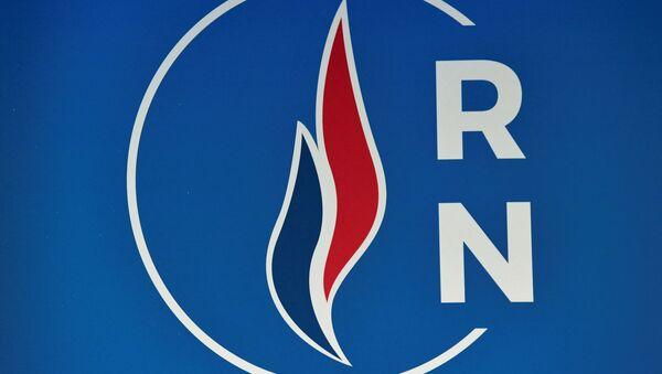 RN logo - Sputnik France