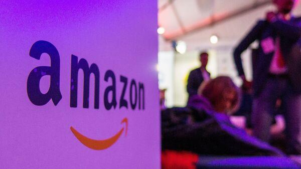 Le logo d'Amazon - Sputnik France
