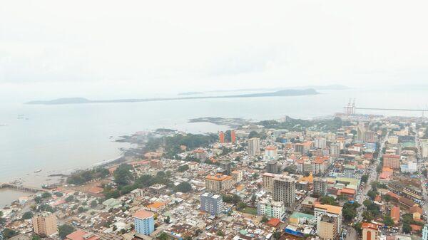Ville de Conacry - Sputnik France