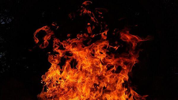 Flammes (image d'illustration) - Sputnik France