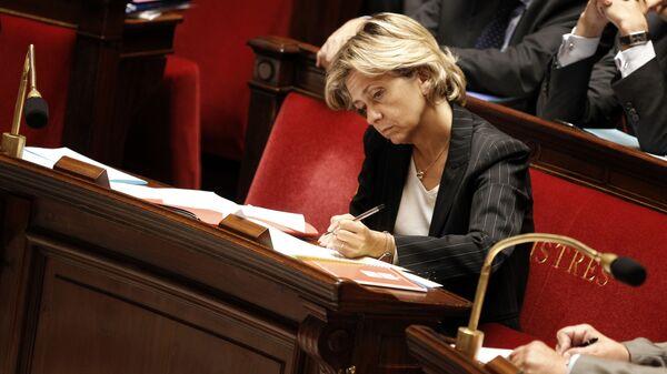 Valérie Pécresse - Sputnik France