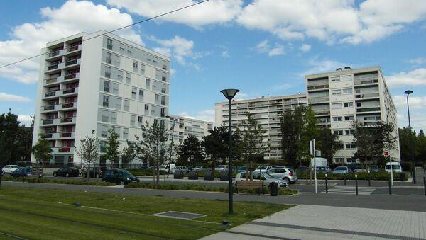 Angers, le quartier de la Roseraie (archive photo) - Sputnik France