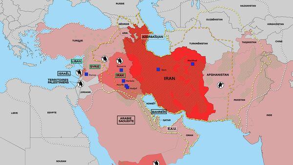 Révolution islamique d'Iran: une présence militaire incontestable mais une emprise idéologique limitée - Sputnik France