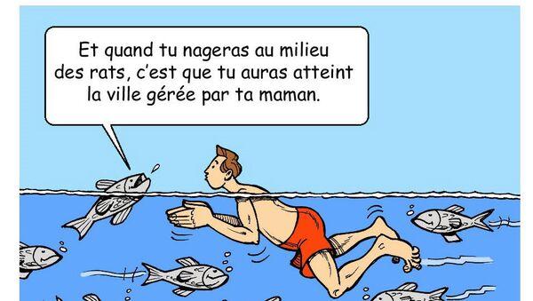 Le fils d'Anne Hidalgo plongerait... dans le bain politique!  - Sputnik France