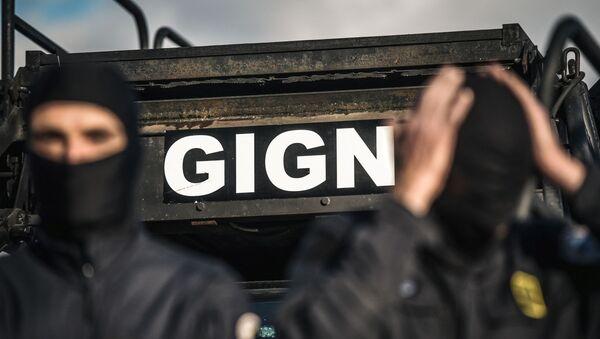 Gendarmes du GIGN - Sputnik France