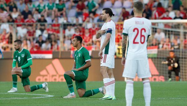 Match amical Hongrie-Irlande  - Sputnik France