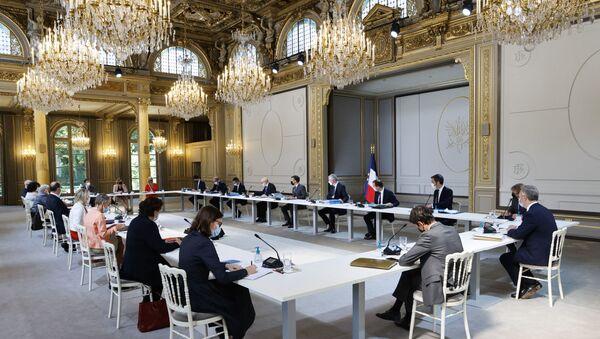 Conseil des ministres, le 9 juin 2021 - Sputnik France