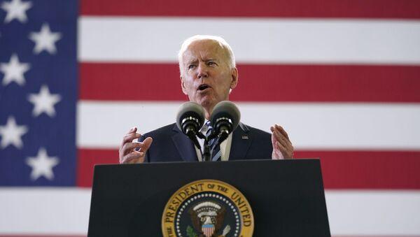 Joe Biden au Royaume-Uni - Sputnik France
