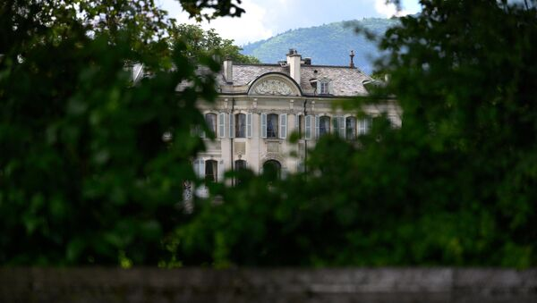Villa La Grange - Sputnik France