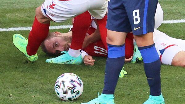 Christian Eriksen, le joueur ayant perdu connaissance lors du match Danemark – Finlande - Sputnik France