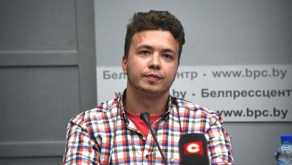 Roman Protassevitch - Sputnik France
