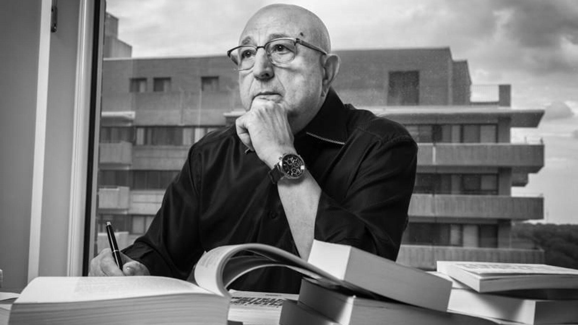 Le professeur Omar Aktouf - Sputnik France, 1920, 27.09.2021