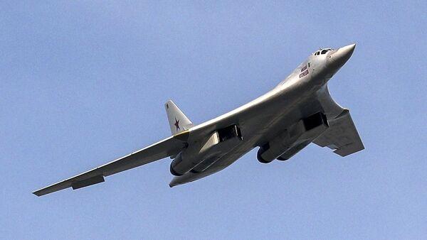 Un Tupolev Tu-160 (archive photo) - Sputnik France