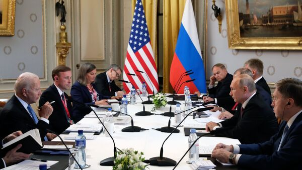 Sommet Poutine-Biden - Sputnik France