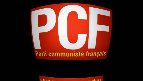 Logo du PCF - Sputnik France