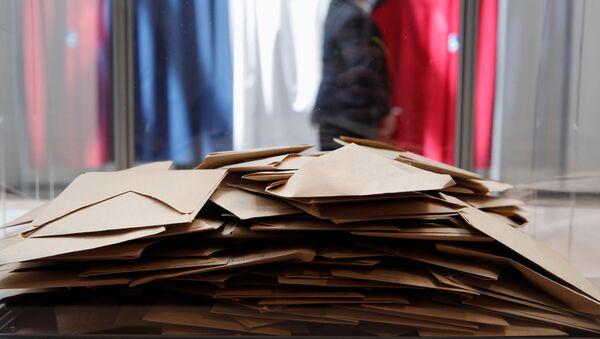 Élections régionales et départementales 2021 en France - Sputnik France
