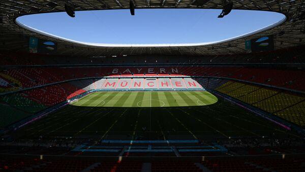 Allianz Arena à Munich - Sputnik France