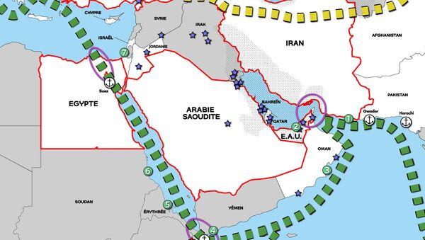 La Chine au Moyen-Orient: un nain militaire mais un géant économique - Sputnik France