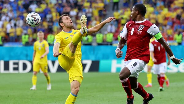 Euro 2020: le football comme une danse   - Sputnik France