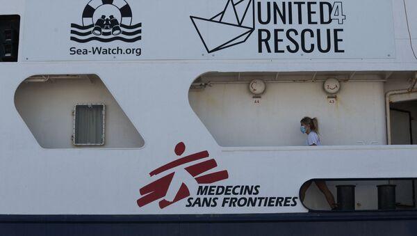 MSF, image d'illustration  - Sputnik France