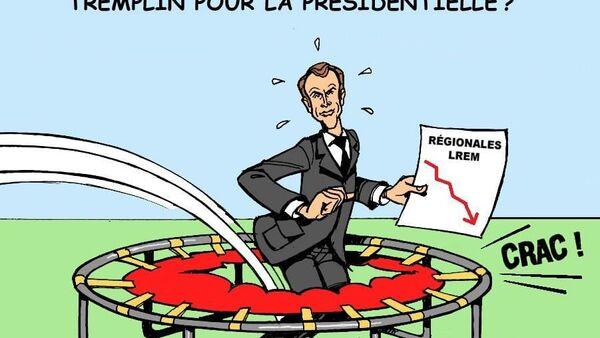 Les élections régionales, tremplin pour la présidentielle?   - Sputnik France