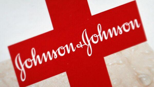 Logo de Johnson & Johnson - Sputnik France