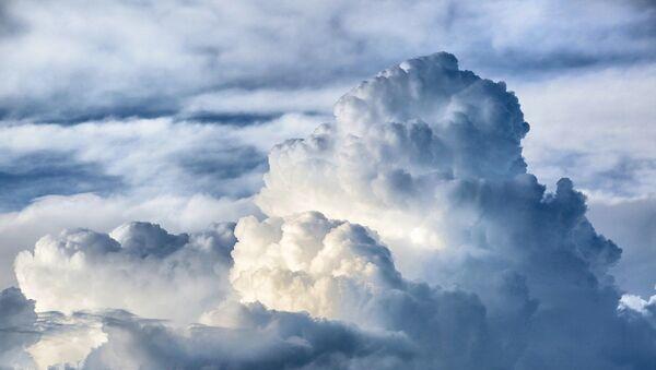 Un nuage - Sputnik France