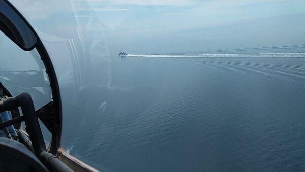 Le 23 juin, le destroyer britannique HMS Defender a traversé la frontière russe - Sputnik France