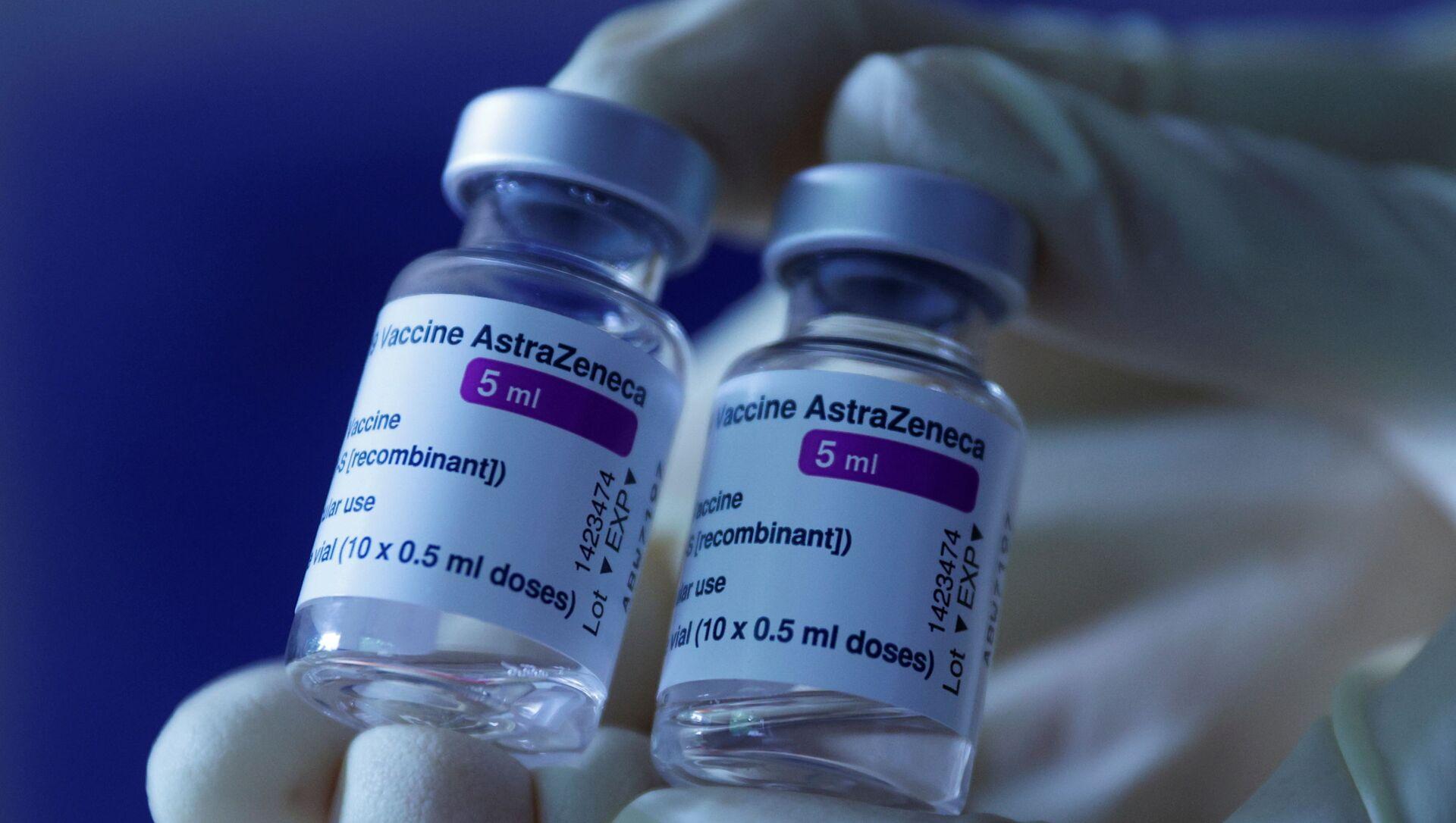 Vaccin d'AstraZeneca - Sputnik France, 1920, 14.08.2021